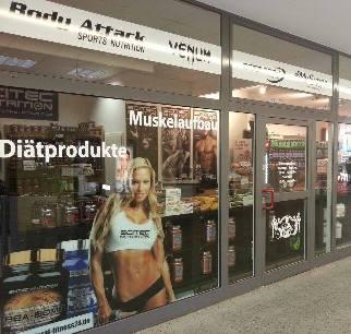 bodybuilding shop