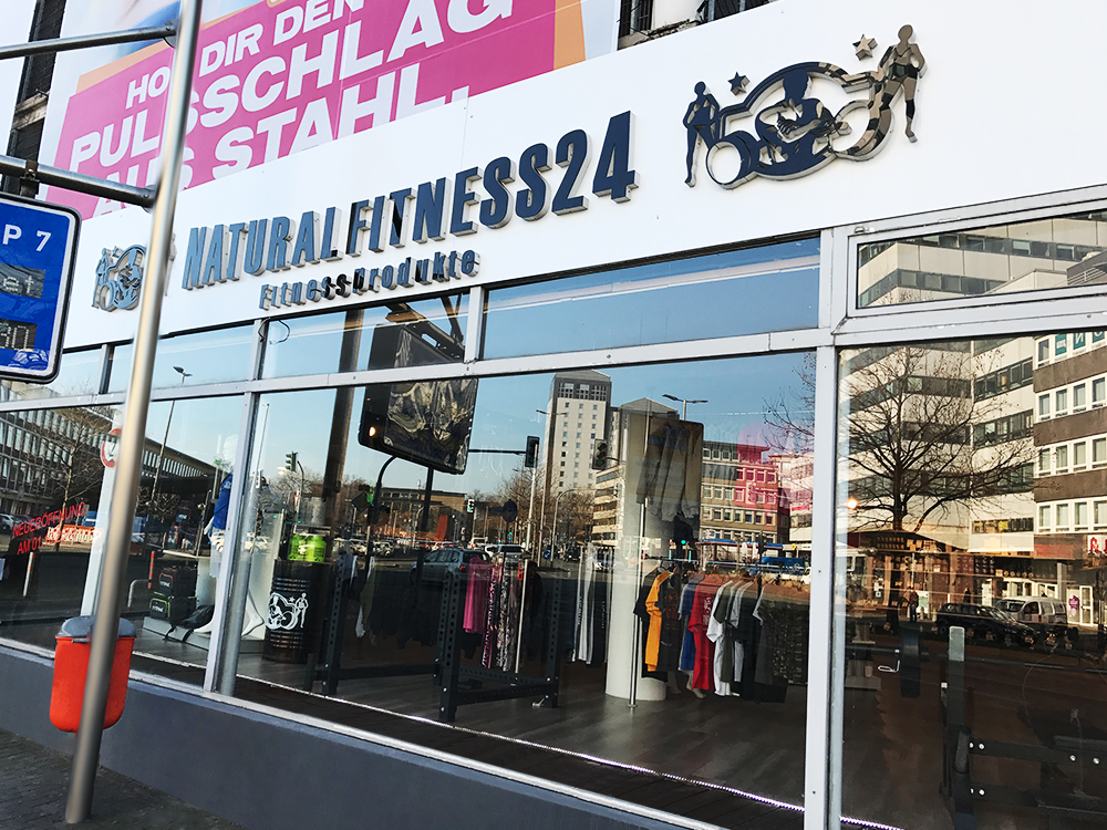 fitness shop bochum