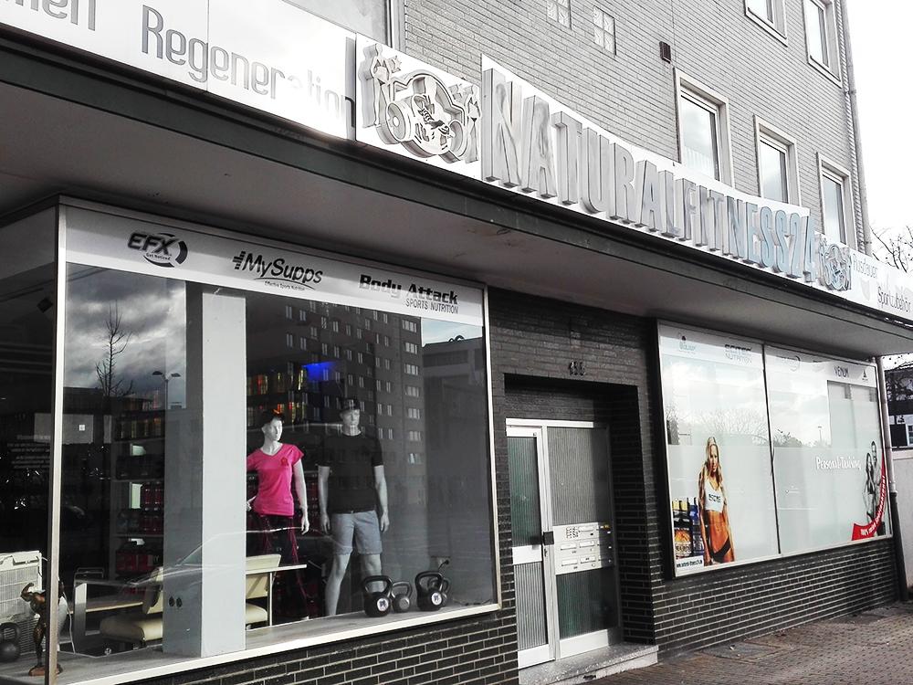 fitness shop bottrop oberhausen essen