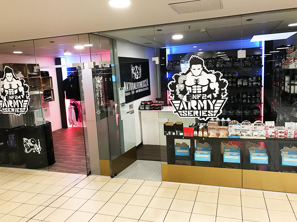 fitness shop gelsenkirchen buer