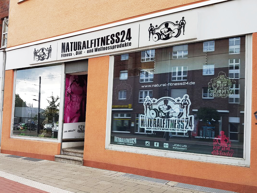 fitness shop gelsenkirchen