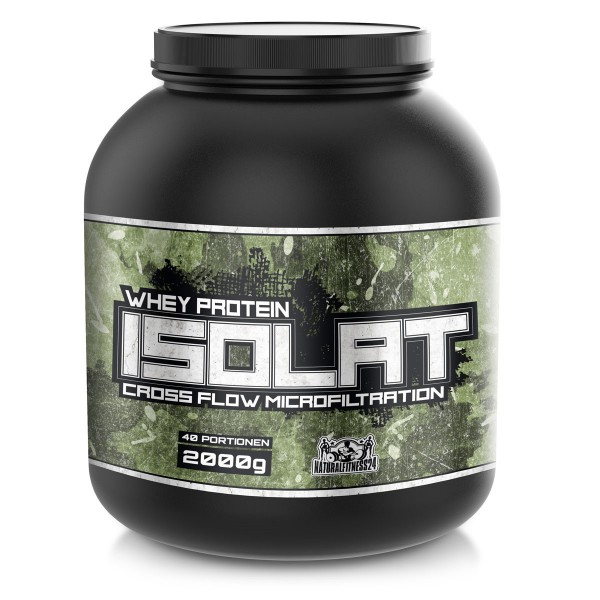 NF24Army CFM Whey Protein Isolat 2Kg Dose