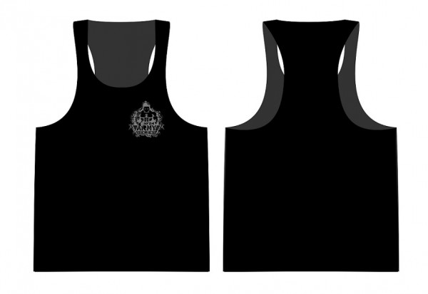 Gym Stringer Herren - Tank Top Herren schwarz von NF24