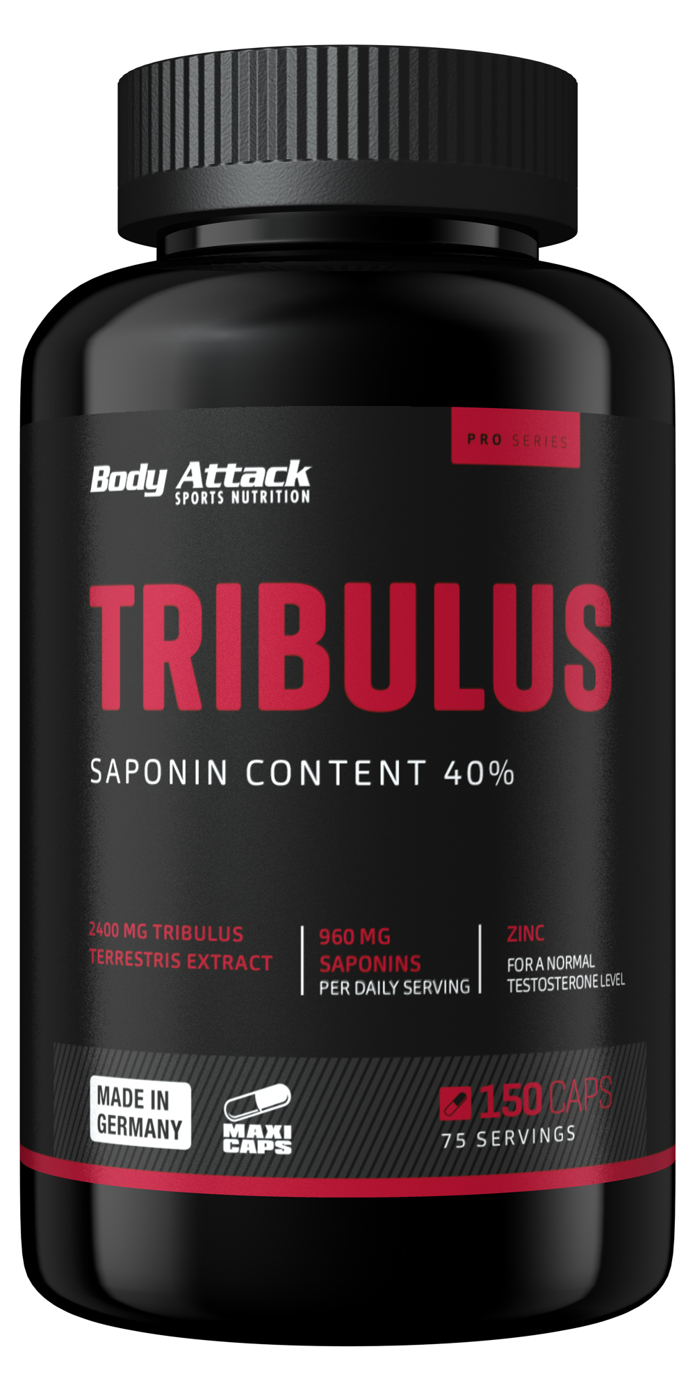 body attack tribulus