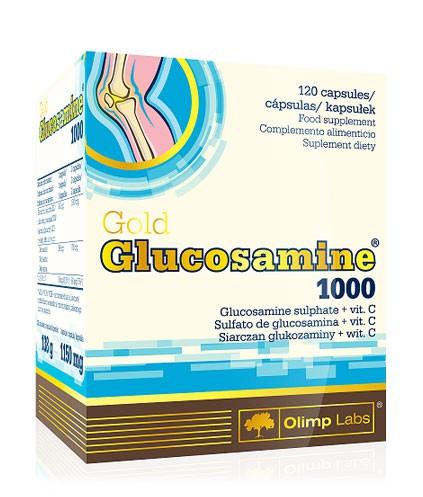Olimp Gold Glucosamine 1000 (60 kapseln)