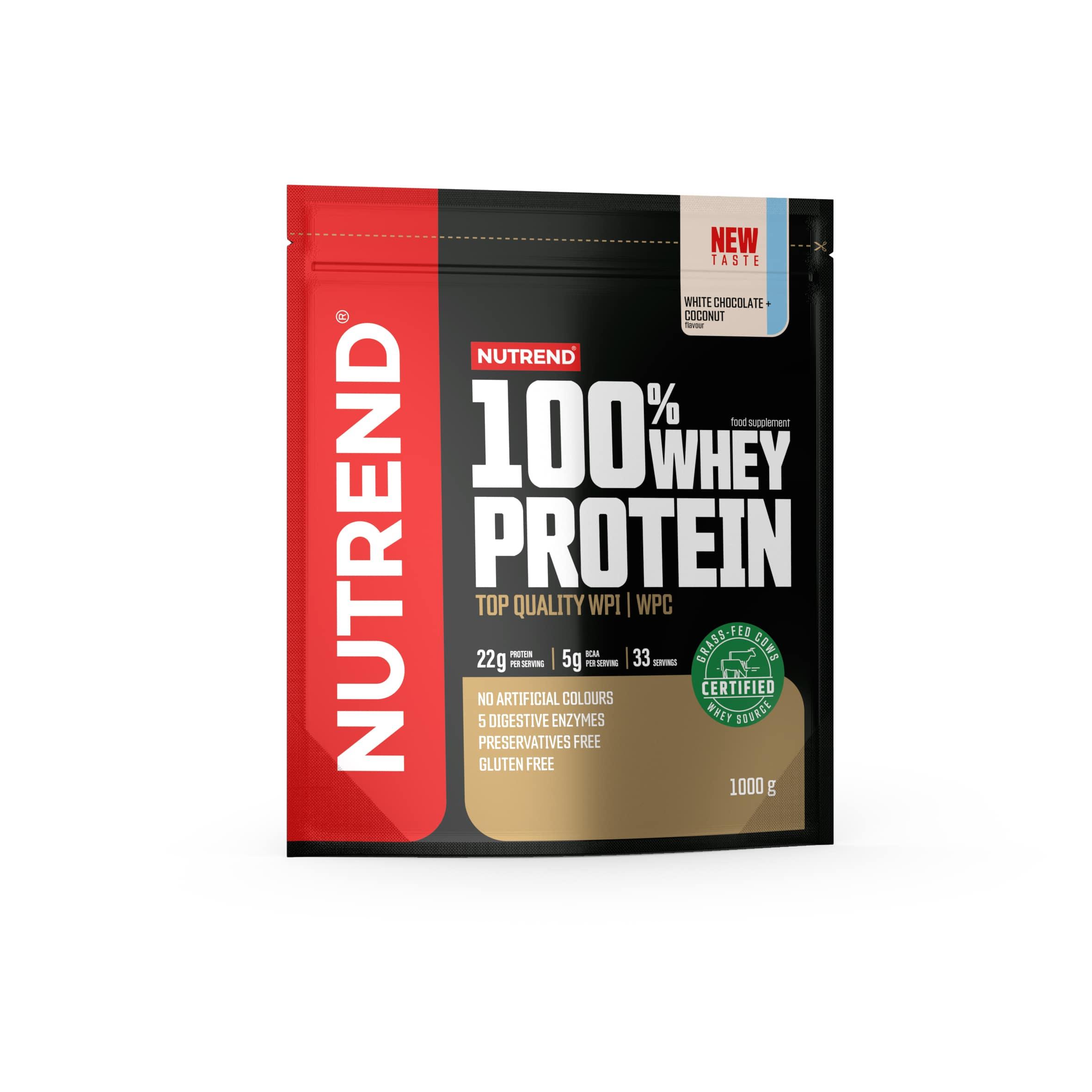 Nutrend 100 Whey Protein 1kg