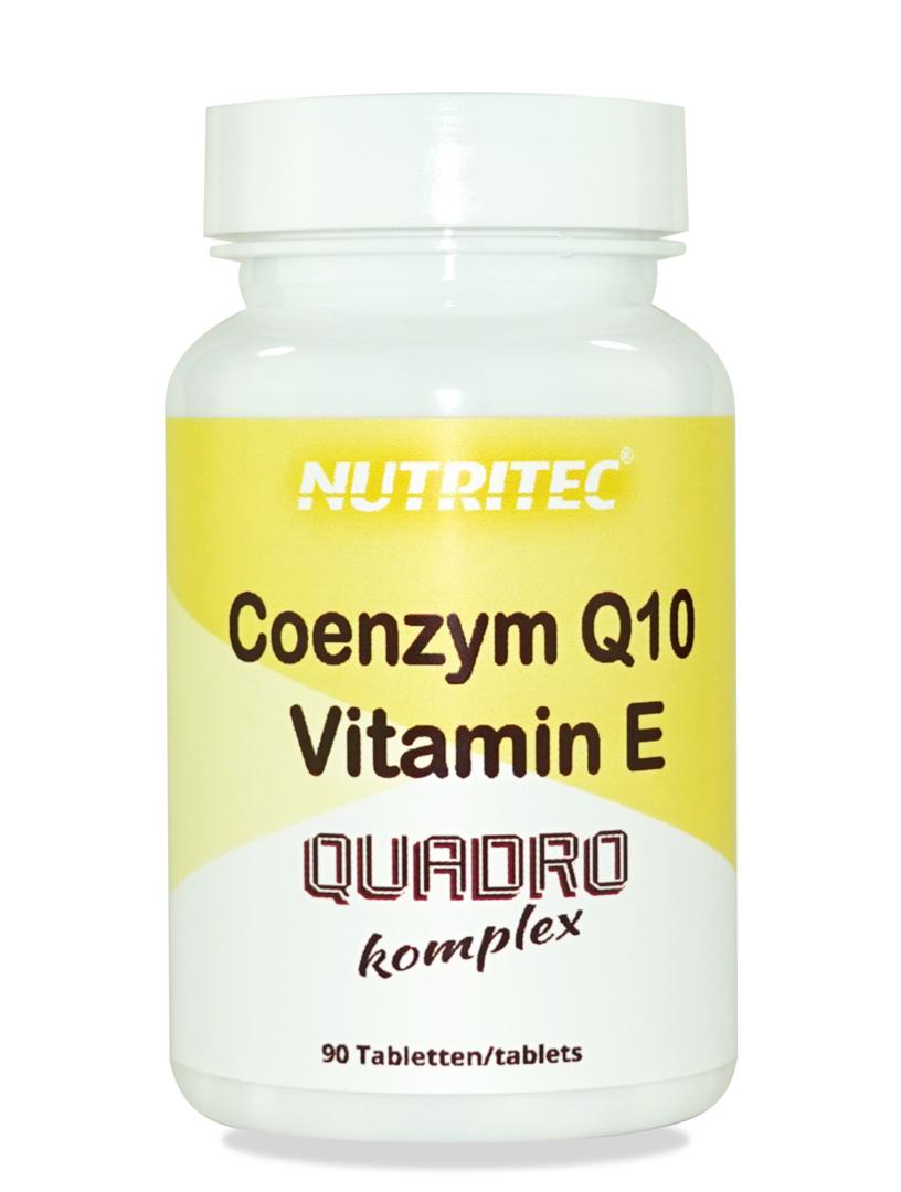 Nutritec Q10 Vitamin E Komplex kaufen