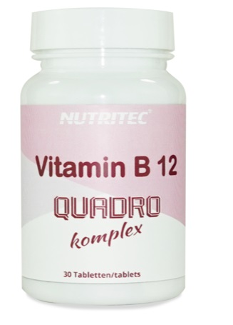 vitamin b12 tabletten