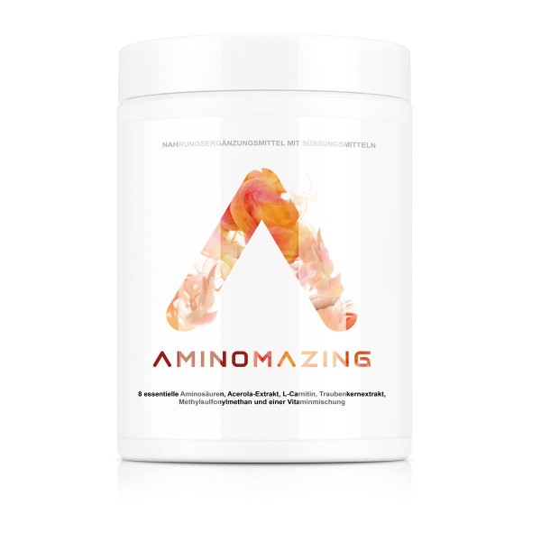 Aminomazing Pulver 500g- NF24 Essentials
