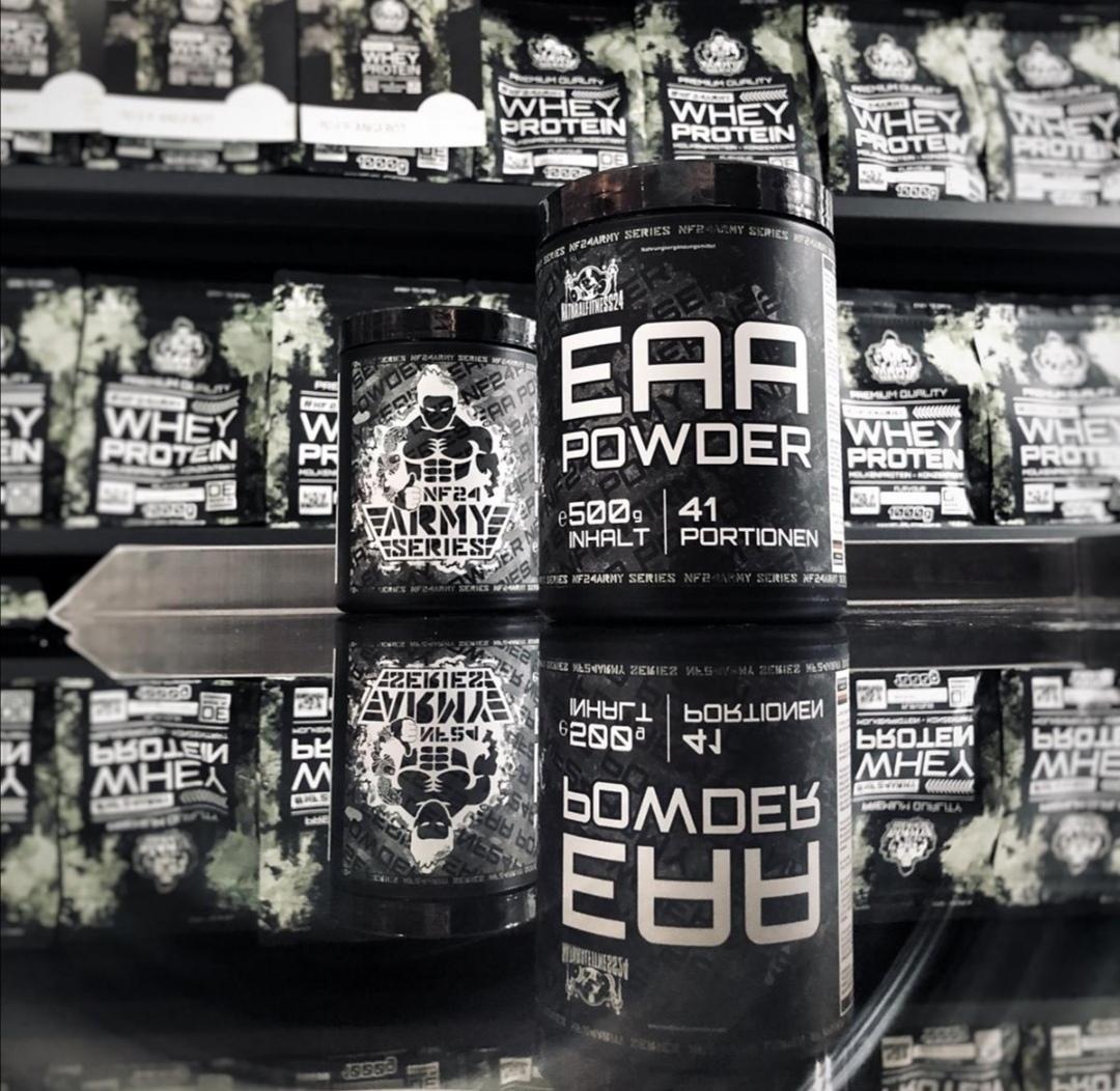 hochwertige aminosäuren pulver