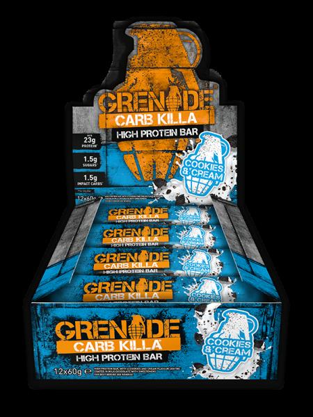Grenade Carb Killa® Proteinriegel 60g