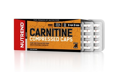 nutrend carnitine compressed caps l-carnitin kapseln