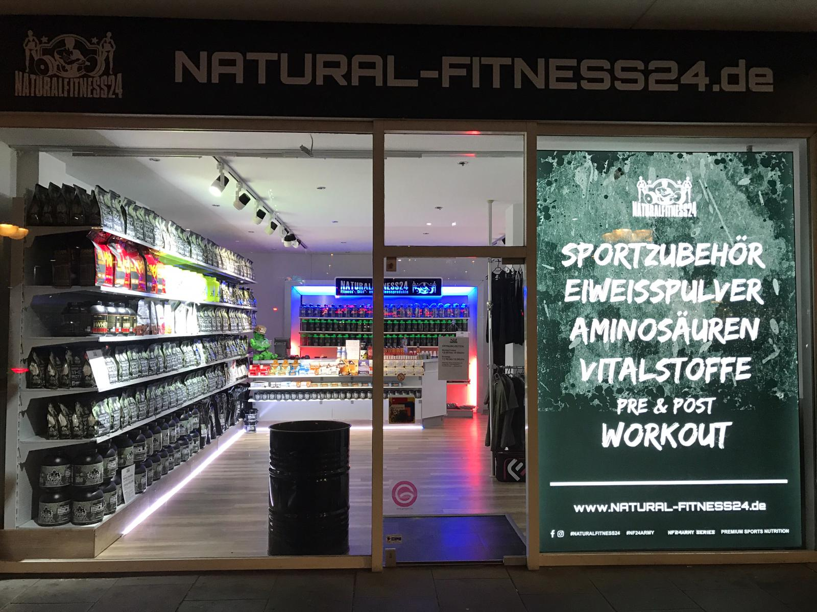 fitness shop bochum supplements