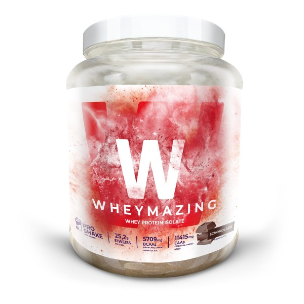 Wheymazing Whey Protein Isolate 1kg