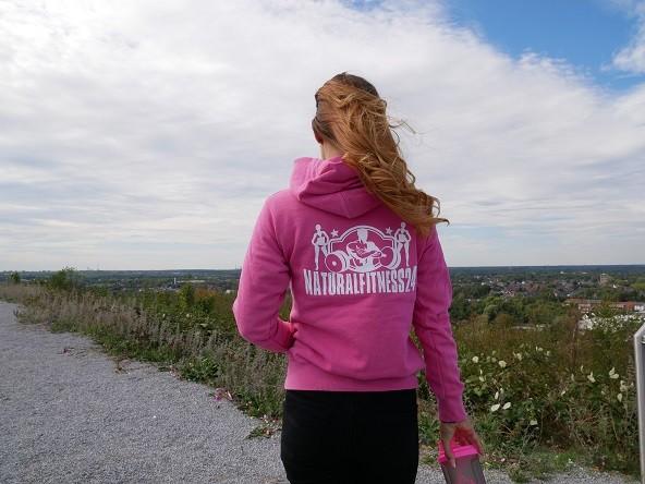 Gym Hoodie Frauen - Fitness Hoodie von NF24