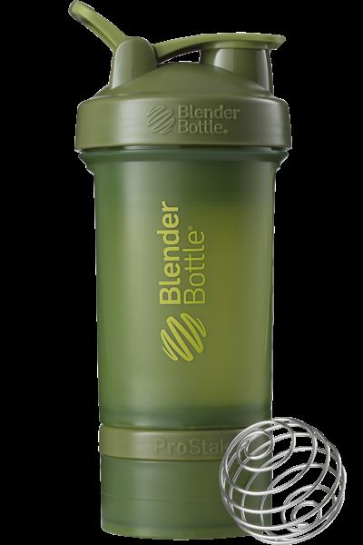 Blender Bottle ProStak Shaker - Protein Shake Flasche 650ml