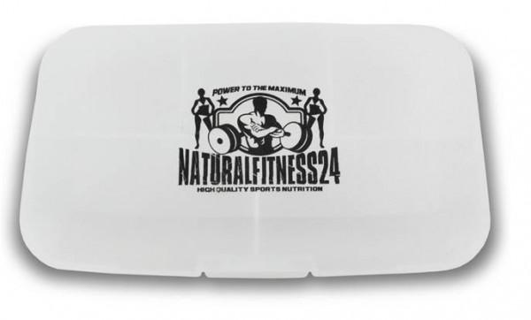 """NF24 Buchsteiner """"PillMaster"""" Pillendose / Tablettenbox"""