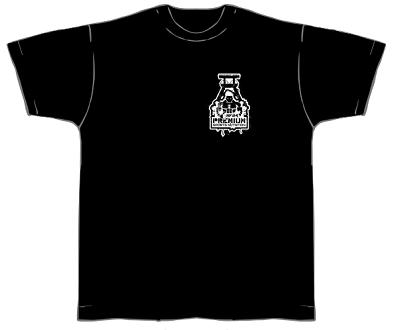 Gym Shirt schwarz Ruhrpott