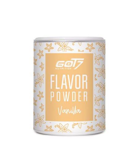 got7 flavor powder vanille