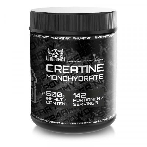 NF24 Creatin Monohydrat Pulver 500g