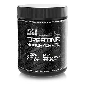 Creatin-Monohydrat-Pulver