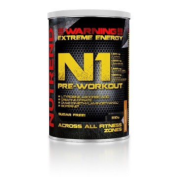 Nutrend N1 Pre-Workout Booster
