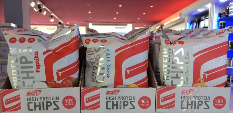 got7 nutrition protein chips