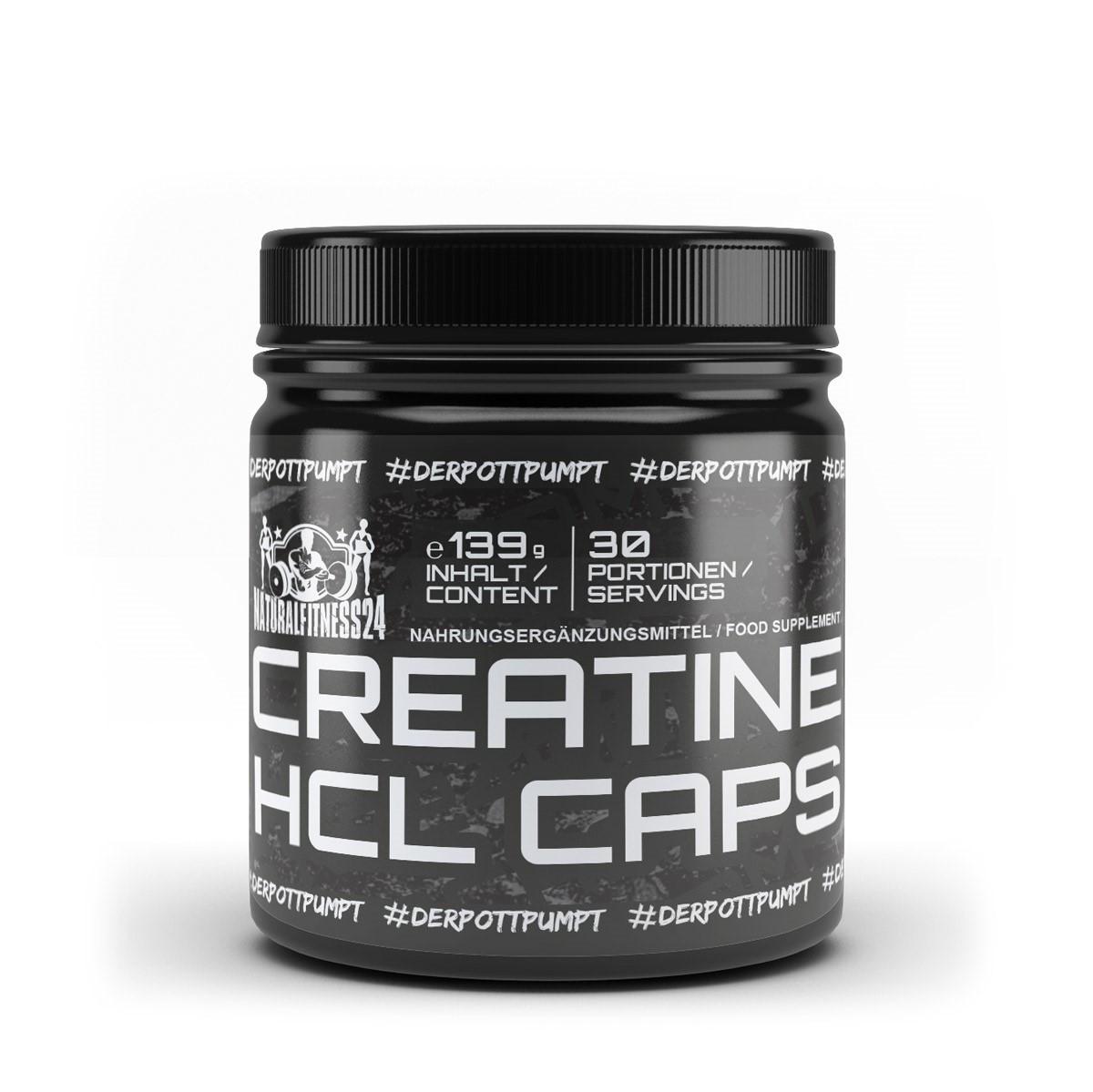Creatin-HCL-Kapseln