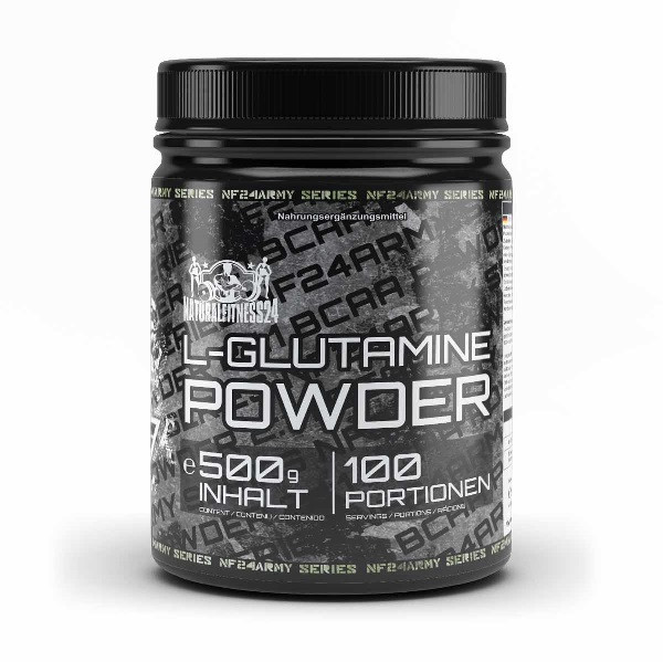 l-glutamin pulver 500g