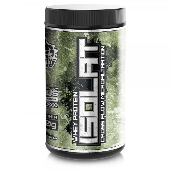 NF24 Army Whey Protein Isolat CFM 1 Kg Dose
