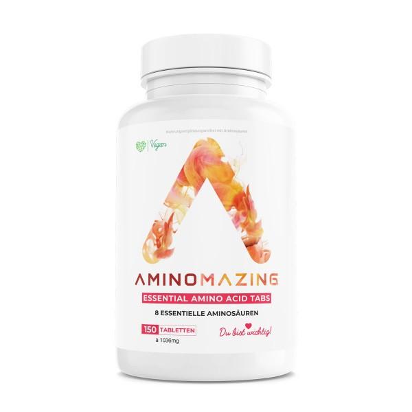 Aminomazing EAA Tabletten