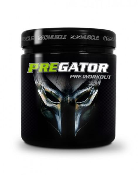 SRS Muscle PREGATOR Pre-workout - 448g