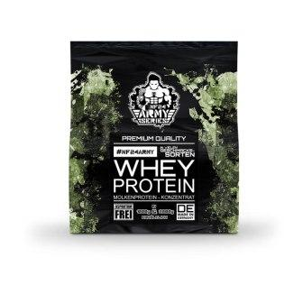whey protein cookies and cream