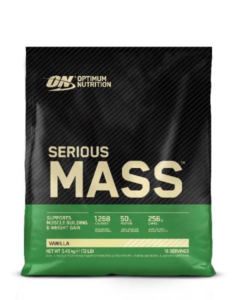 Optimum Nutrition Serious Mass Gainer 5,45 Kg