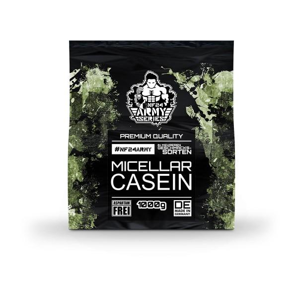 NF24ARMY Casein Micellar Protein 1kg