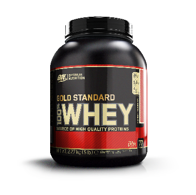 Optimum Nutrition Whey Gold Standard 2270g Dose