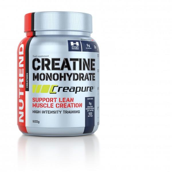 Nutrend Creatine Monohydrate Creapure Pulver