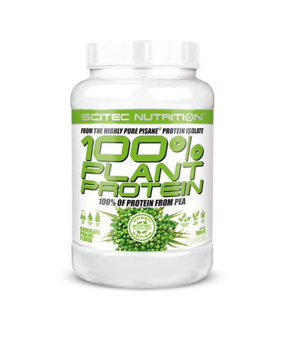 scitec nutrition 100 Plant Protein