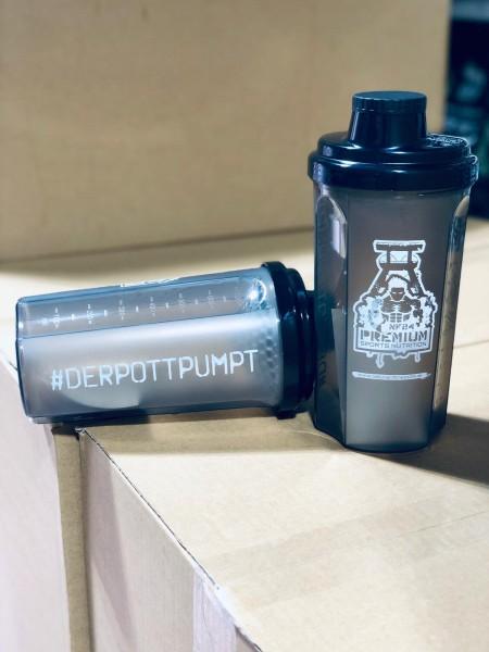 protein shake schwarz #derpottpumpt