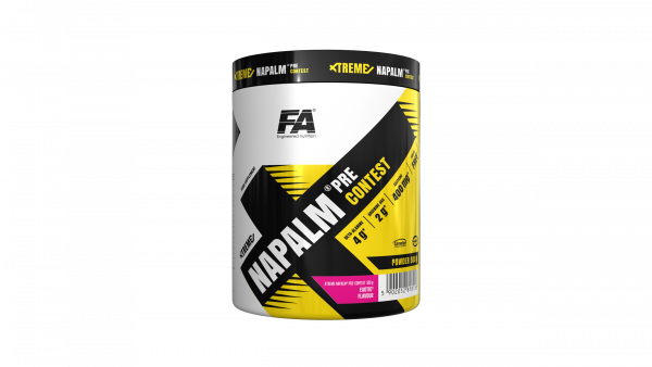 FA Nutrition Napalm Pre Workout Booster 500g