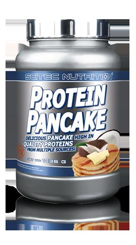 scitec nutrition protein pancake mit leckerem Geschmack und 30% Proteinanteil