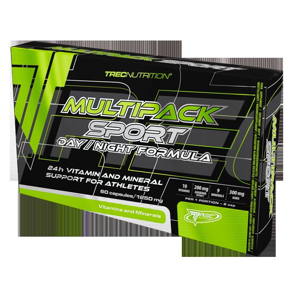 trec nutrition multipack sport